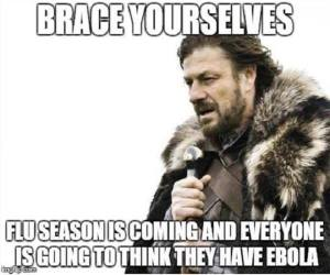 Brace Yourself Ebola