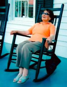 A Relaxed Linda Degh